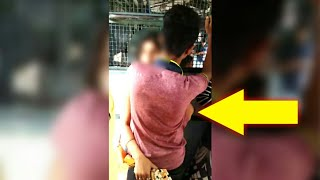 Love Birds Doing Romance in the Local Train | BTN