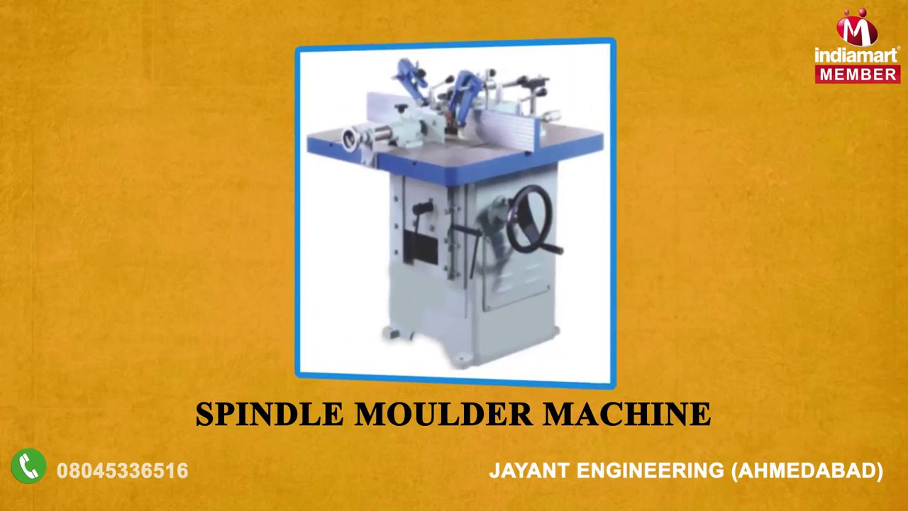 Planer Machines And Accessories By Jayant Engineering Ahmedabad