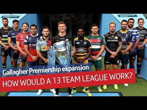 Debate: Should the Gallagher Premiership expand to 13 teams? | Rugby Tonight
