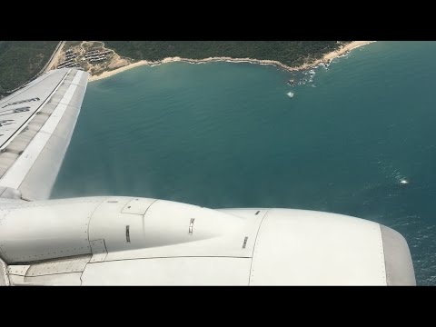 Xiamen Air's Chinese domestic flight: Fuzhou (福州) to Sanya (三亚) on Boeing 737-700