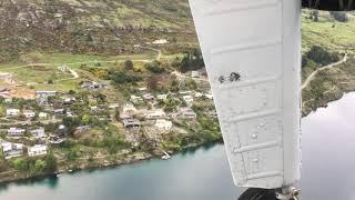 クイーンズタウン空港 ニュージーランド セスナ機にて/Queenstown Airport thumbnail