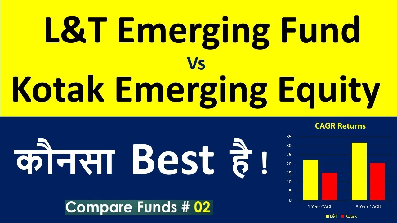 Mutual funds comparisons l t emerging business fund vs for Best sip plans