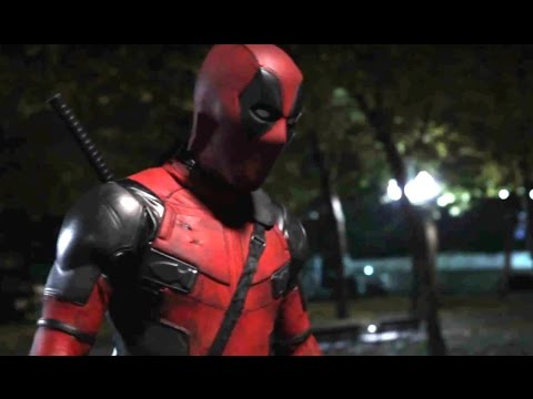 DEADPOOL Viral Video - How Deadpool Spent Halloween (2016) Ryan Reynolds Morena Baccarin HD