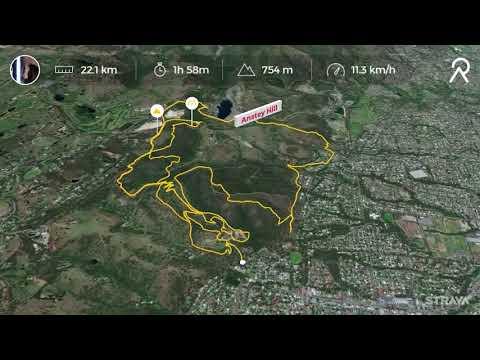 Adelaide MTB ride 11/11/2017