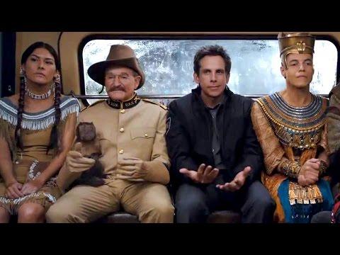 NIGHT AT THE MUSEUM 3 Trailer (Ben Stiller - Movie Trailer HD)
