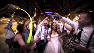 Megan and Erich Wedding 1 Minute Highlights