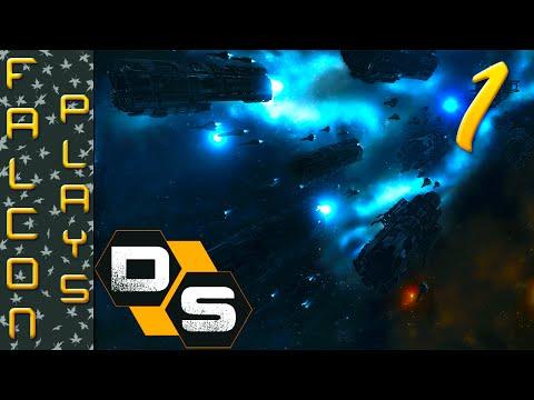 Distant Star Revenant Fleet Gameplay - FTL is EZ Mode - Let's Play - Ep 1