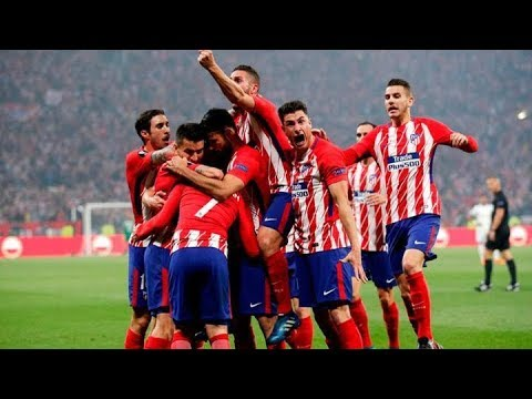 Marsella 0 Atlético de Madrid 3 | Narración COPE | Final Europa League 2018
