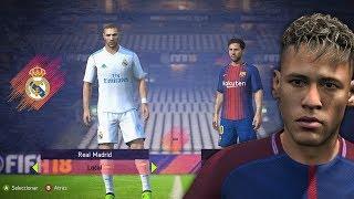 FIFA 14 ACTUALIZADO AL 2018.. ¡¡ IMPRESIONANTE !!