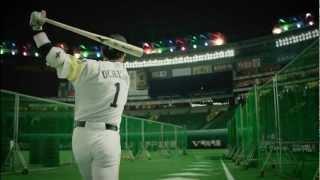 福岡ソフトバンクホークス2012年スローガン「VV(ブイブイ)!」のプロモ...