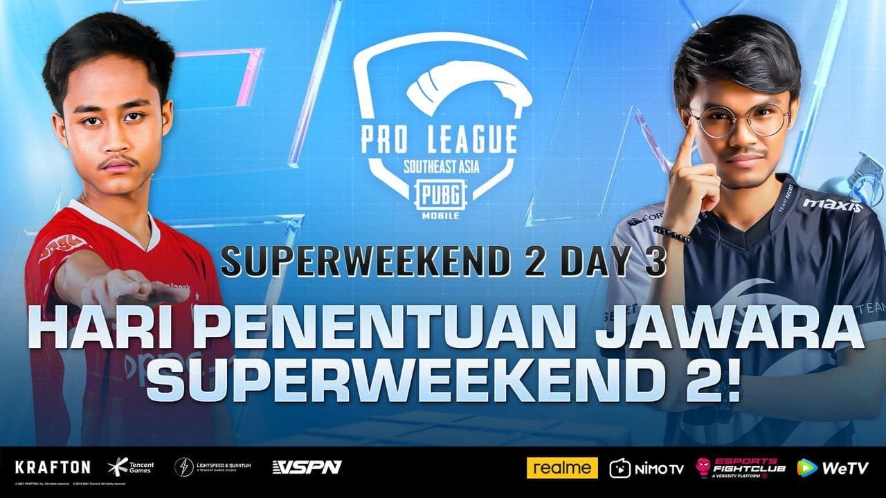 PMPL SEA Championship S4 | Superweekend 2 Day 3 | HARI PENENTUAN JAWARA SUPERWEEKEND 2!