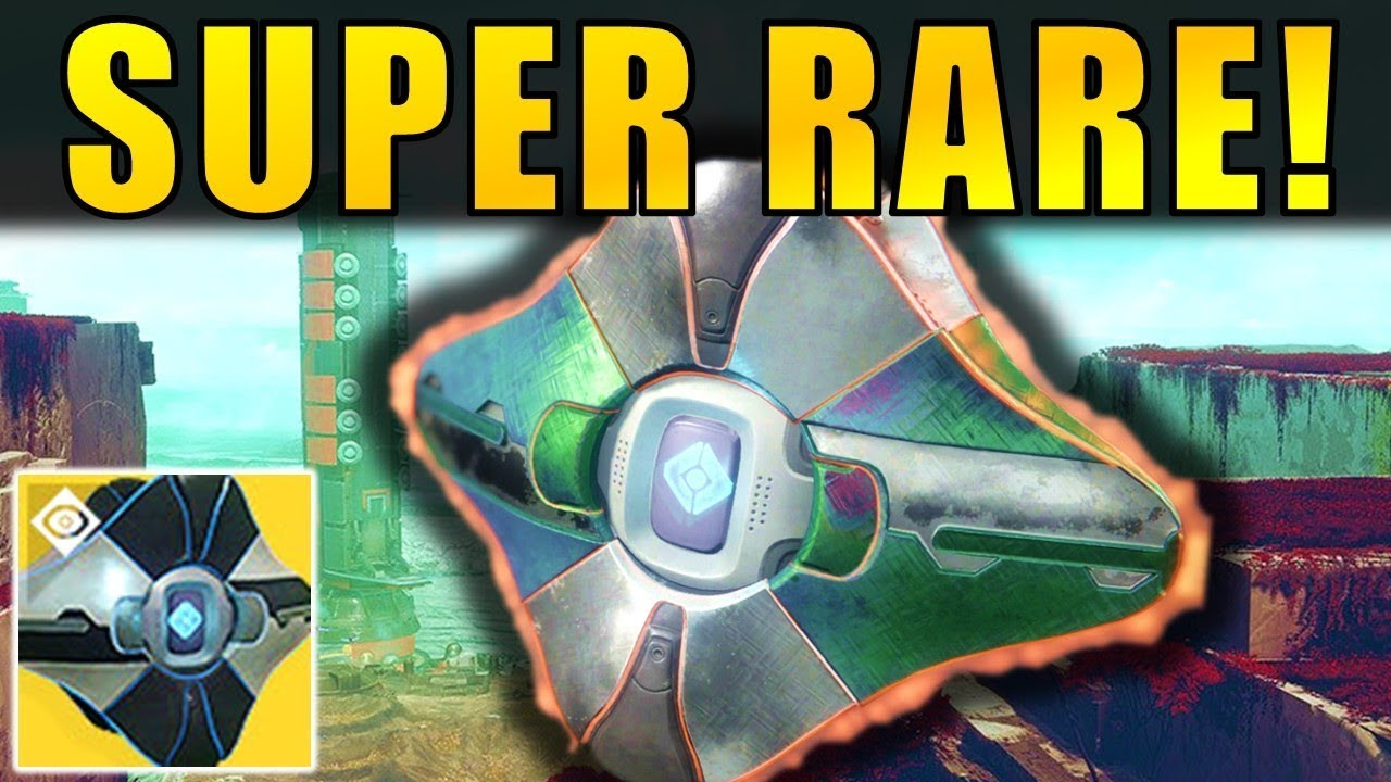 Destiny 2 Super Rare Exotic Nightfall Ghost March Update
