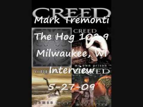 Mark Tremonti Interview 5-27-09 102.9 The Hog