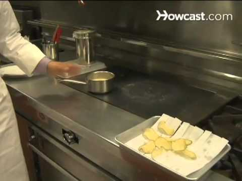 Howcast LIVE on YouTube: Cooking with Geoffrey Zakarian of NYC's Lambs Club Restaurant