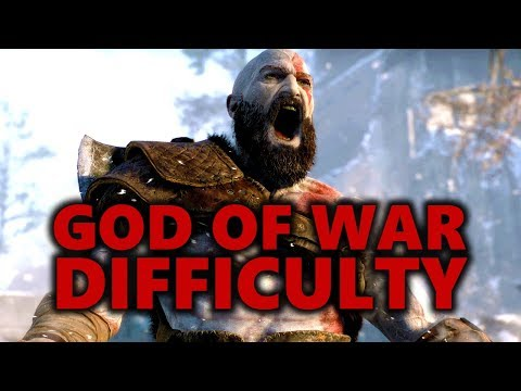 GOD OF WAR DIFFICULTY (No Spoilers) | What difficulty will you pick for God of War ?