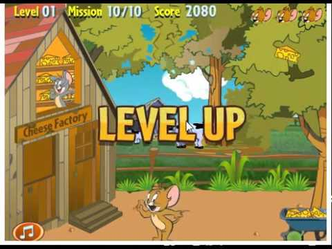 Игры переправа том и джерри том и джерри мультфильмы игры