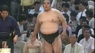 1999年大相撲名古屋場所千秋楽各段優勝決定戦(序の口、序二段)