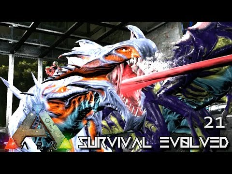 ARK: ABERRATION MODDED - NEW VENATOR REAPER TAMING !!! E21 ( GAMEPLAY ARK: SURVIVAL EVOLVED )