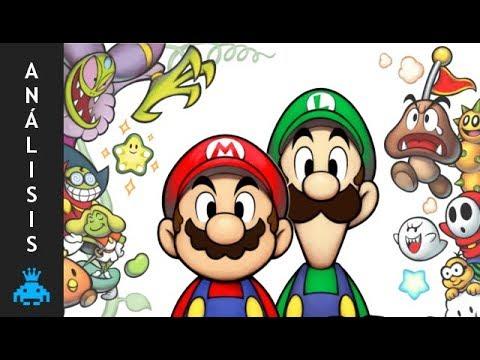 Mario & Luigi Superstar Saga + Secuaces de Bowser - ANÁLISIS REVIEW