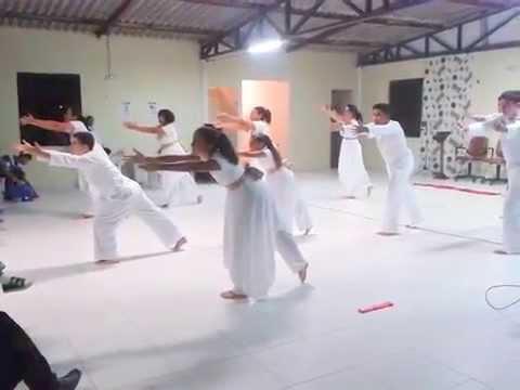 """Coreografia """"Caia Fogo"""" - Fernandinho"""