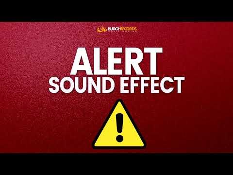 Alert Sound Effect | BurghRecords (Sound, Sound Effects, Free Sound Effects) WAV