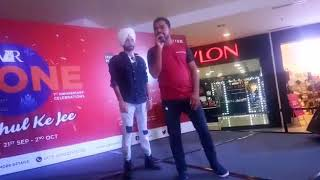 Ranjit Rai ( Live Show VR Mall Chandigarh ) by Song Ammy Virk 2018