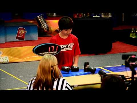2011 World Sport Stacking Championships- Finals