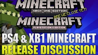 Minecraft XB1 & PS4 Release Date Discussion, Launch Window Clear Up & New Info! [DISCUSSION]