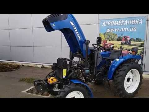 Рекомендуем купить трактор Jinma JMT 3244HL ~ Ч  1