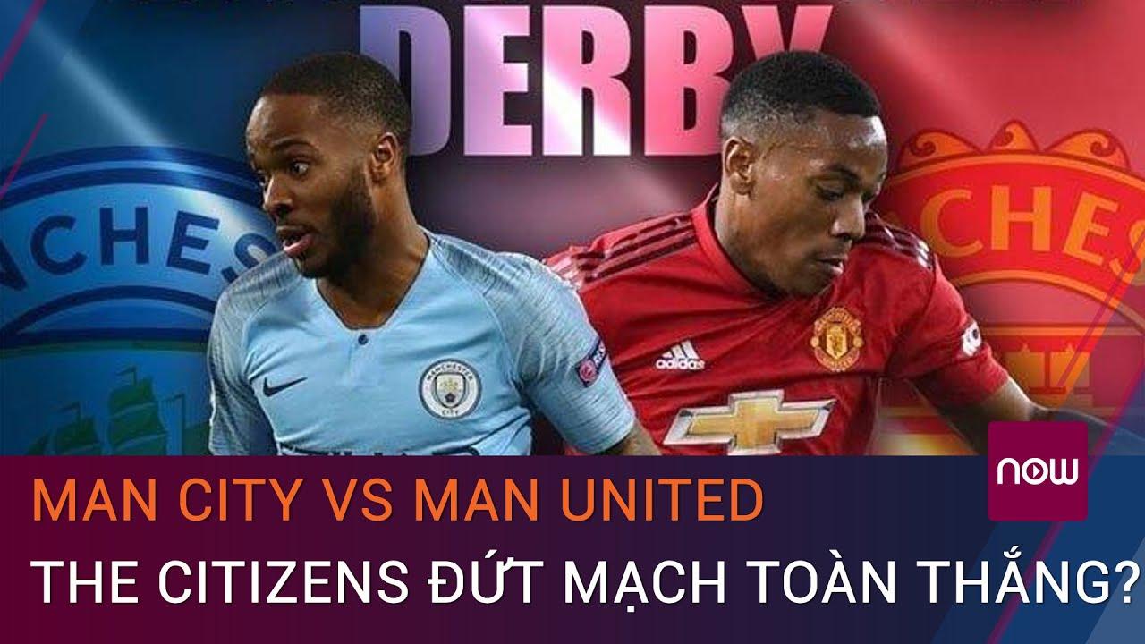 [Dự đoán tỉ số] Man City Vs Man United: The Citizens đứt mạch toàn thắng? | VTC Now