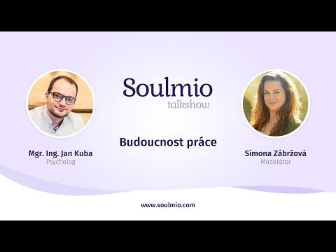 SOULMIO TALKSHOW Budoucnost práce: Tomáš Jindříšek, Jiří Fabián #SoulTalk1
