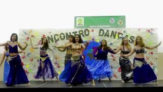 Grupo Aluaha - Dança Oriental - União Banheirense