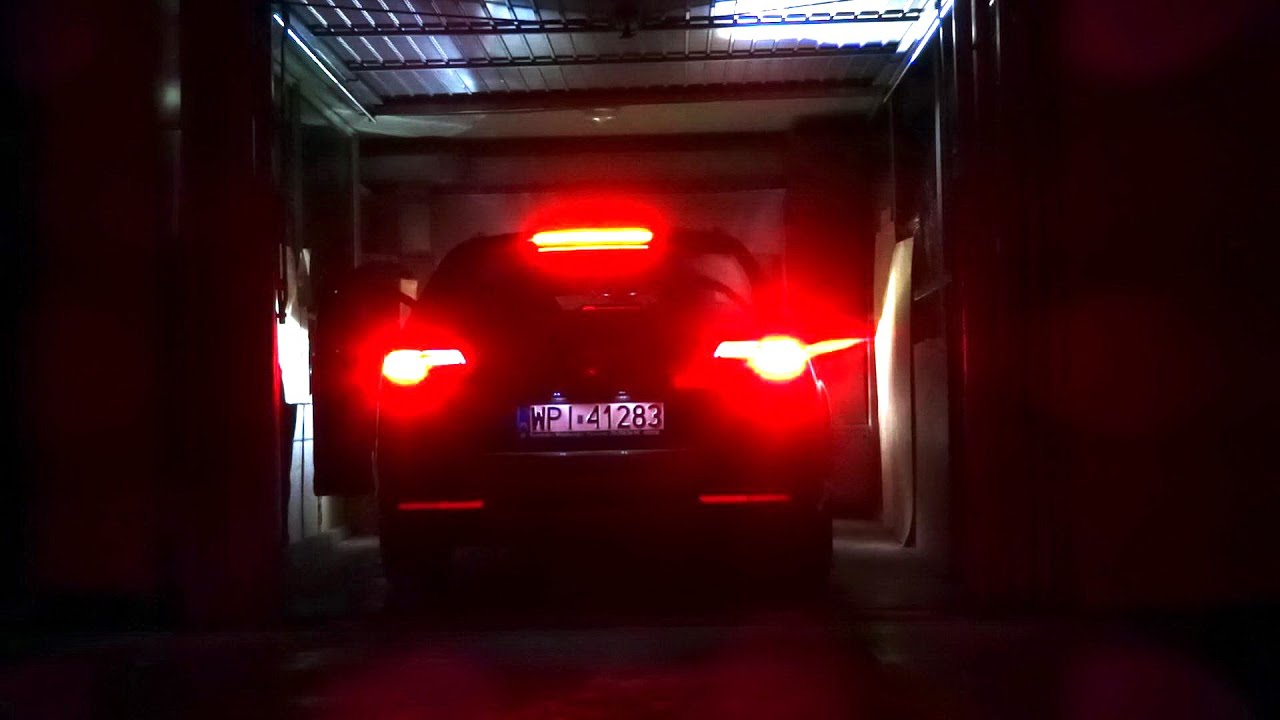 2015 2016 Volkswagen Passat B8 Full Led Lights Rear Stop Indicators Presentation Prezentacja Vw