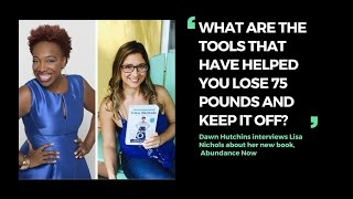 Lisa Nichols - The Tools That Helped Her Lose 75 Pounds #AbundanceNOW (New)