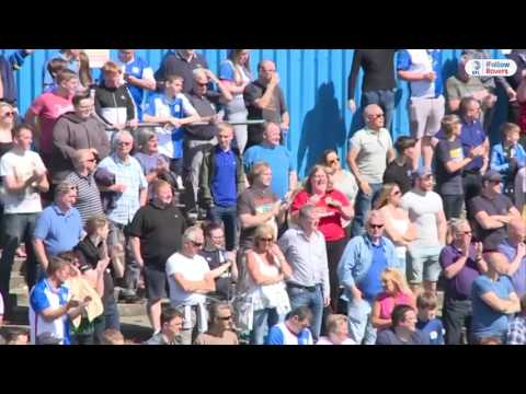 Highlights: Barrow 1 Rovers 2