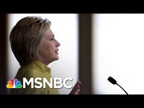 New Details On Hillary Clinton Email Scandal Origins | Andrea Mitchell | MSNBC
