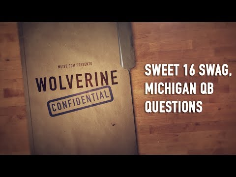 Wolverine Confidential Episode 7 - Michigan's Sweet 16 Swag, Patterson in Limbo