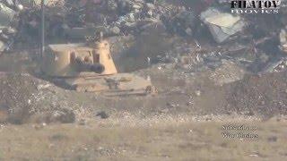 Война в Сирии  танки  1