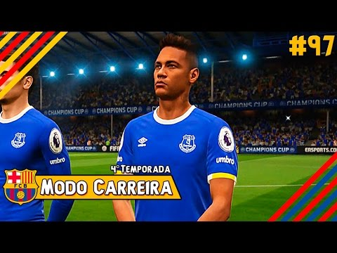 DE VOLTA A INGLATERRA!!! DE VOLTA AO GOODISON PARK!!! - FIFA 17 Modo Carreira #97