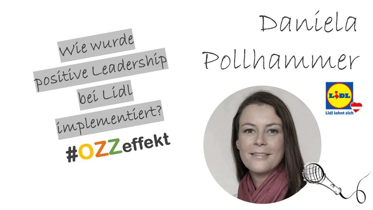 Wie wurde positive Leadership bei Lidl implementiert?