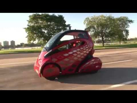 EN V 2.0 Chevrolet Electric Networked-Vehicle : GM Video