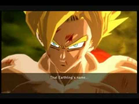 Dragon Ball Z Burst Limit [Goku vs Frieza]