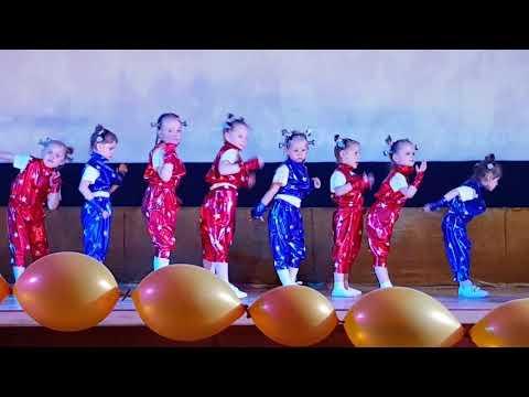 """Мастерская Танца и Вокала """"MTV"""" -  Танец веселого робота"""