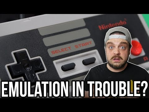 Nintendo Trying to KILL Retro Game Emulation? | RGT 85