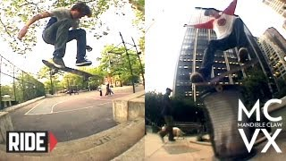 MCVX #1 - Raw New York Street Skating