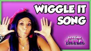 Children Songs - Wiggle It!