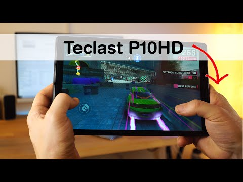 Teclast P10HD: Il MIGLIOR Tablet ECONOMICO A 100 Euro!