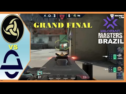 GRAND FINAL ! Vikings vs Gamelanders - ALL HIGHLIGHT - VALORANT VCT 2021: REGIONAL MASTERS Brazil