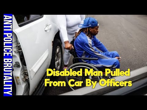 Dayton Police Investigate After Body-cam Shows Disabled Man Pulled From Car By Officers