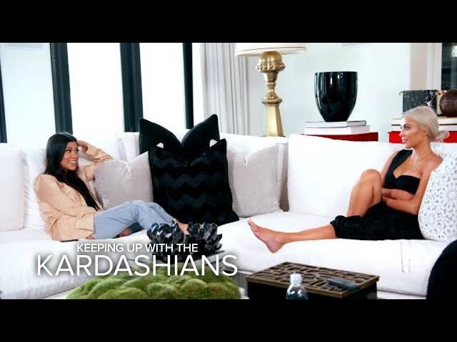KUWTK | Kourtney Kardashian Considers Freezing Her Eggs | E!